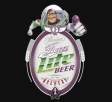 Buzz Lite Beer One Piece - Short Sleeve