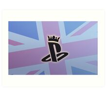 PlayStation Radio UK Mug Art Print