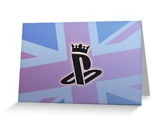 PlayStation Radio UK Mug Greeting Card