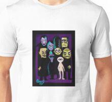 Mod Monster Party Unisex T-Shirt