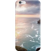 Sunset Kynance Cove iPhone Case/Skin