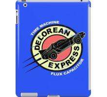 Delorean Express iPad Case/Skin