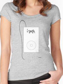 i gogh Women's Fitted Scoop T-Shirt