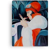 Lawrence Bridgwood Canvas Print