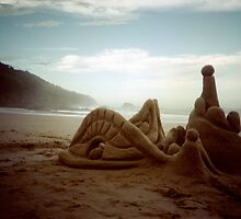 Awaiting by David Sandercoe