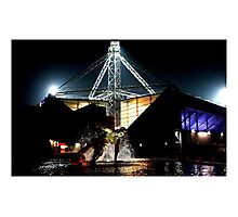 Finney - Dark Times at Deepdale Photographic Print