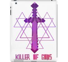 Minecraft Tools - Sword. iPad Case/Skin