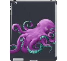 monster of the deep  iPad Case/Skin