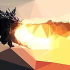 Low Poly Characters- Alduin by CallinghamM