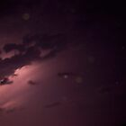Lightening in the Sky by jennart