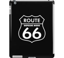 Depeche Mode : Route 66 - White - iPad Case/Skin