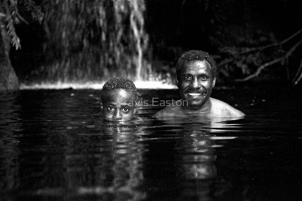 Jeremy and Willie by Travis Easton