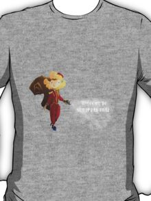 Welcome to Squirrel Plaza T-Shirt