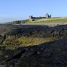 Dunstanburgh Pano by Alan Rodmell