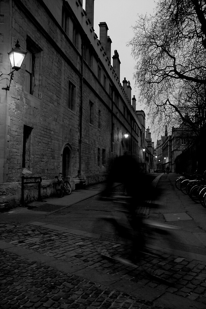 Oxford by Phil Whiting