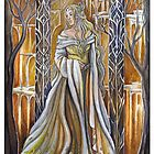 Queen of Mirkwood by jankolas