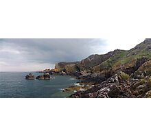 St Abbs Head Photographic Print