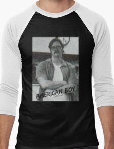 Edmund Kemper - American Boy Men's Baseball ¾ T-Shirt