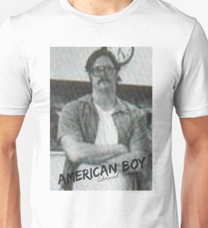 Edmund Kemper - American Boy Unisex T-Shirt