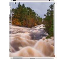 Raging waters  iPad Case/Skin