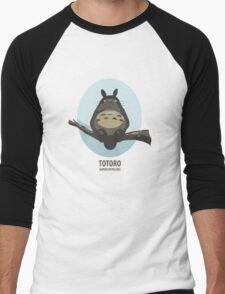 My neighboor Totoro Men's Baseball ¾ T-Shirt