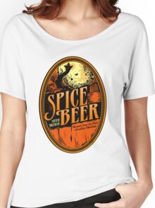 Spice Beer Label Women's Relaxed Fit T-Shirt