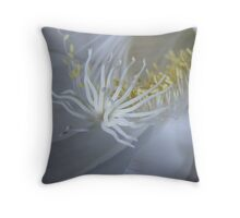 Night Blooming Sirius Throw Pillow