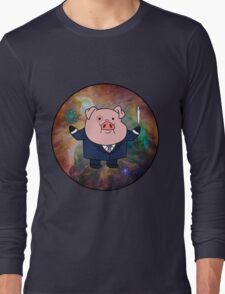 """Smart"" Waddles Long Sleeve T-Shirt"