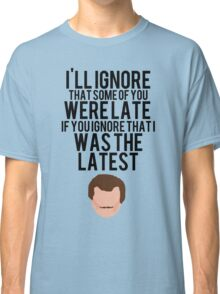 12 Days of StarKid: Lupin Classic T-Shirt