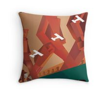 To defend USSR Throw Pillow