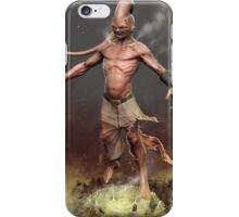 Realistic Majin Boo from Dragonball Z iPhone Case/Skin
