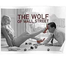 The wolf of wall street - short skirts 1 Poster