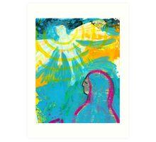 The Gift Giver: Faithful Art Print