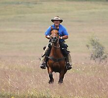 Full gallop by Christopher Meder