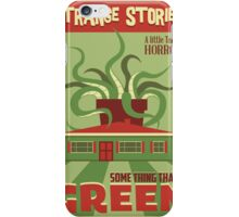 Some Thing That's Green iPhone Case/Skin