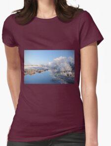 Felmersham Frost Womens Fitted T-Shirt