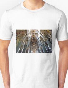Sagrada Familia Unisex T-Shirt