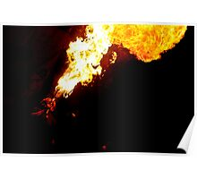 Fire Breather Poster