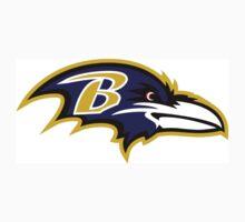 Baltimore Ravens by johnnyberube