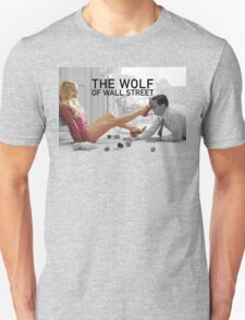 The wolf of wall street - short skirts 4 Unisex T-Shirt