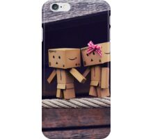 Walk Along The Rope iPhone Case/Skin