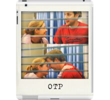 The Office US Jim and Pam Pregnancy  iPad Case/Skin