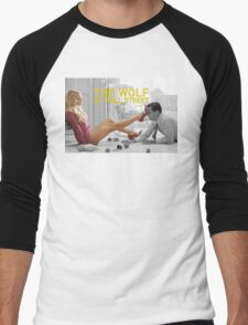 The wolf of wall street - short skirts 5 Men's Baseball ¾ T-Shirt