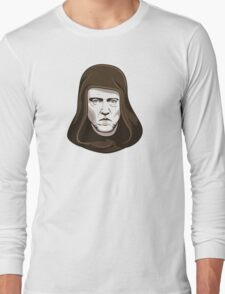 Walken on the Dark Side - Christopher Walken Long Sleeve T-Shirt