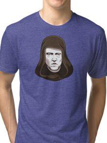 Walken on the Dark Side - Christopher Walken Tri-blend T-Shirt