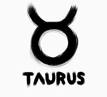 Taurus (Black) Unisex T-Shirt