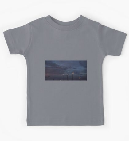 0986 - HDR Panorama - Sunset Kids Tee