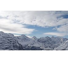 Swiss Alps (Number 2) Photographic Print