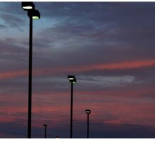 0987 - HDR Panorama - Sunset Sticker