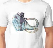 Elephant Shower Unisex T-Shirt